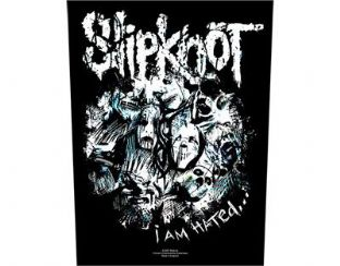 Slipknot 'Hated' Back Patch